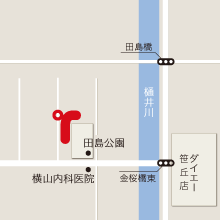 福岡市城南区田島4丁目14-18のサロン・美容室ヘアーメイク・ライズ